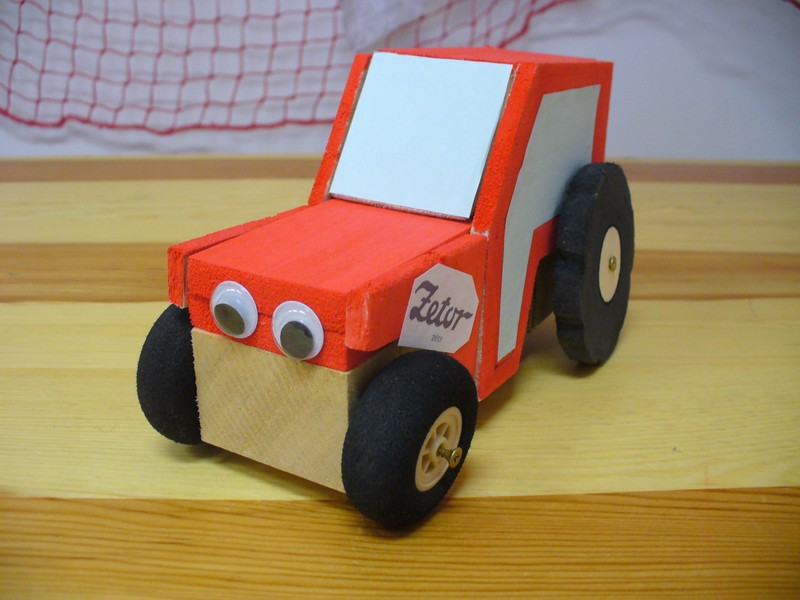 02. Traktor