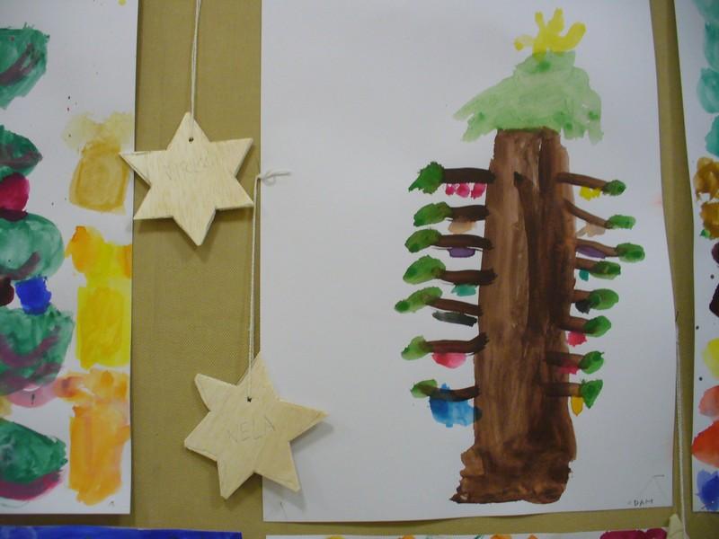 07. Hvězdičky na vánoční stromeček a andílci